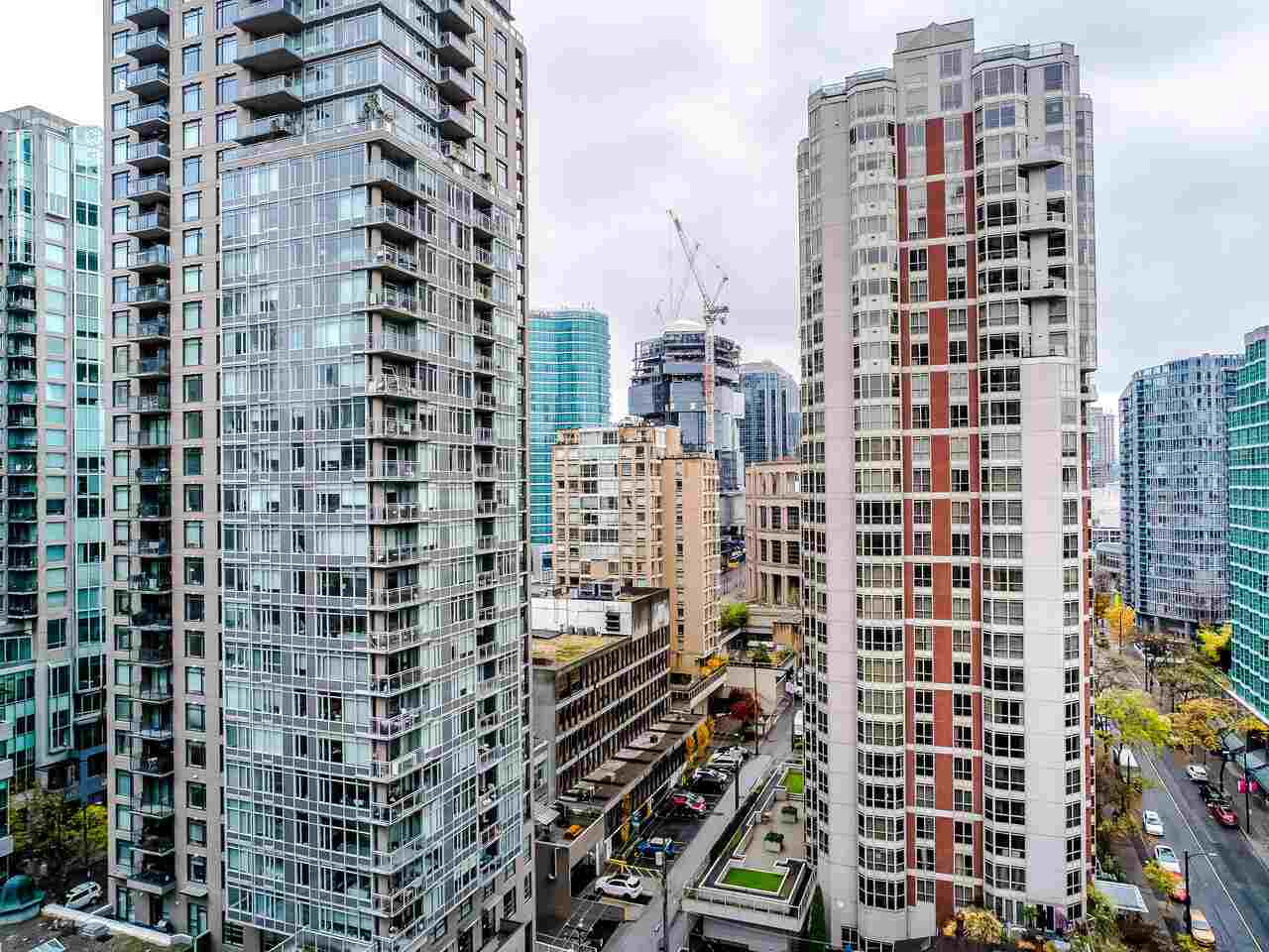 1810 909 MAINLAND STREET - Yaletown Apartment/Condo for sale, 1 Bedroom (R2518845) - #23