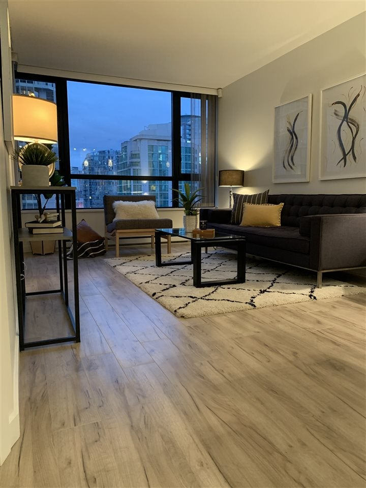 1810 909 MAINLAND STREET - Yaletown Apartment/Condo for sale, 1 Bedroom (R2518845) - #4
