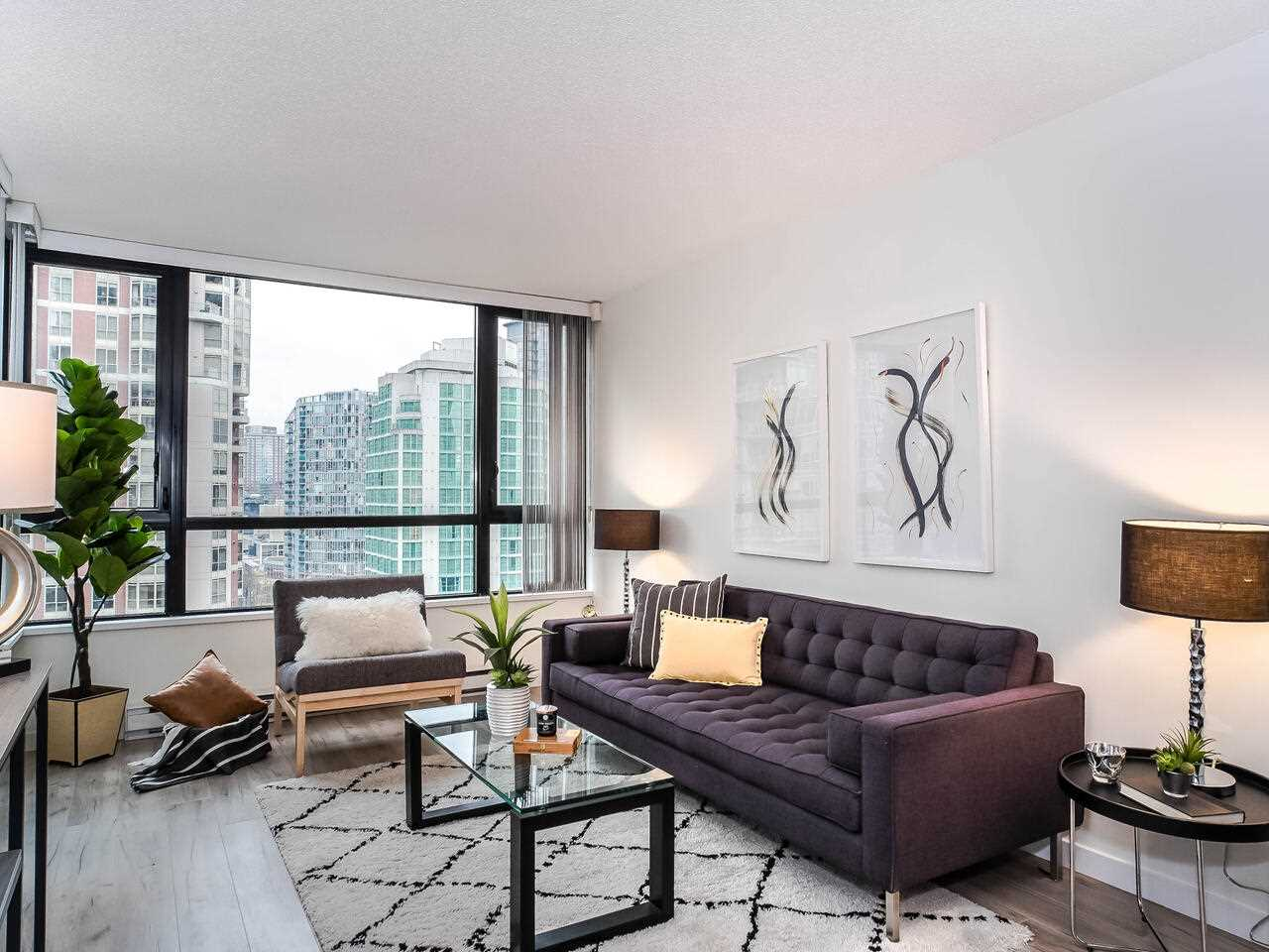 1810 909 MAINLAND STREET - Yaletown Apartment/Condo for sale, 1 Bedroom (R2518845) - #6