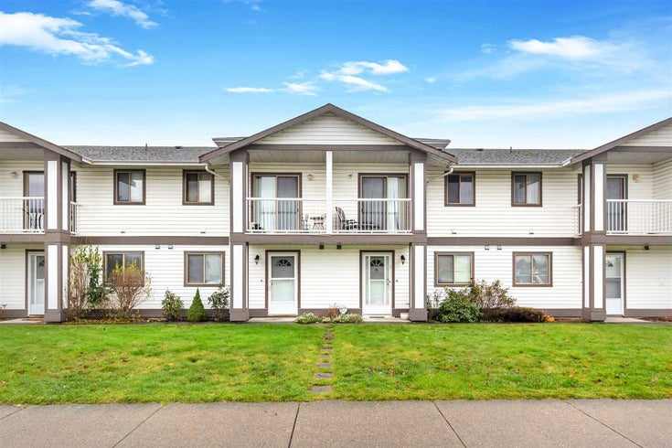 3 46294 FIRST AVENUE - Chilliwack E Young-Yale Townhouse for sale, 2 Bedrooms (R2518848)