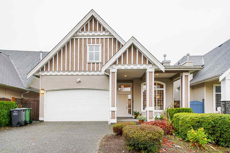4631 BLAIR DRIVE - West Cambie House/Single Family for sale, 4 Bedrooms (R2518862)
