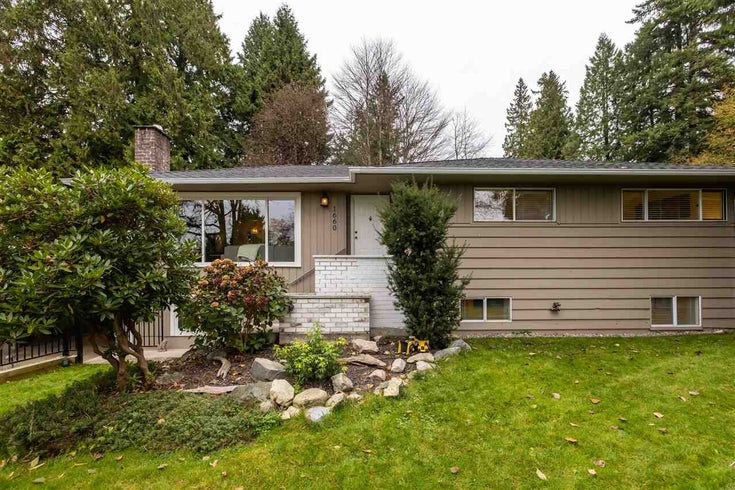 1660 PETERS ROAD - Lynn Valley House/Single Family for sale, 5 Bedrooms (R2518885)