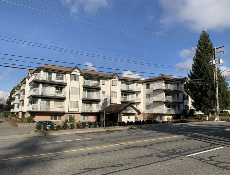 209 33535 KING ROAD - Poplar Apartment/Condo for sale, 1 Bedroom (R2518916)