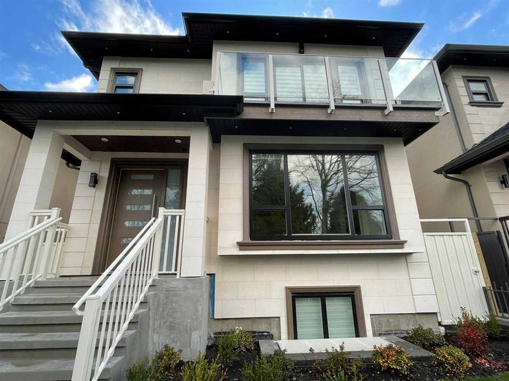 4132 TRINITY STREET - Vancouver Heights House/Single Family for sale, 7 Bedrooms (R2518927)