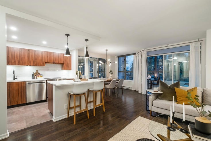801 1265 BARCLAY STREET - West End VW Apartment/Condo for sale, 2 Bedrooms (R2518947)