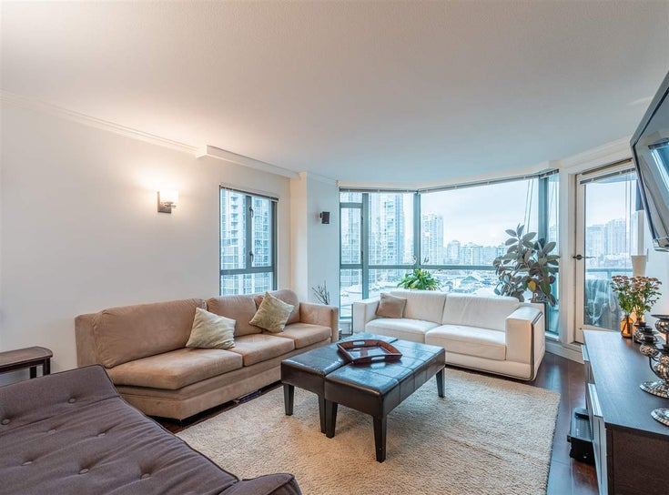 501 888 HAMILTON STREET - Downtown VW Apartment/Condo for sale, 2 Bedrooms (R2518975)
