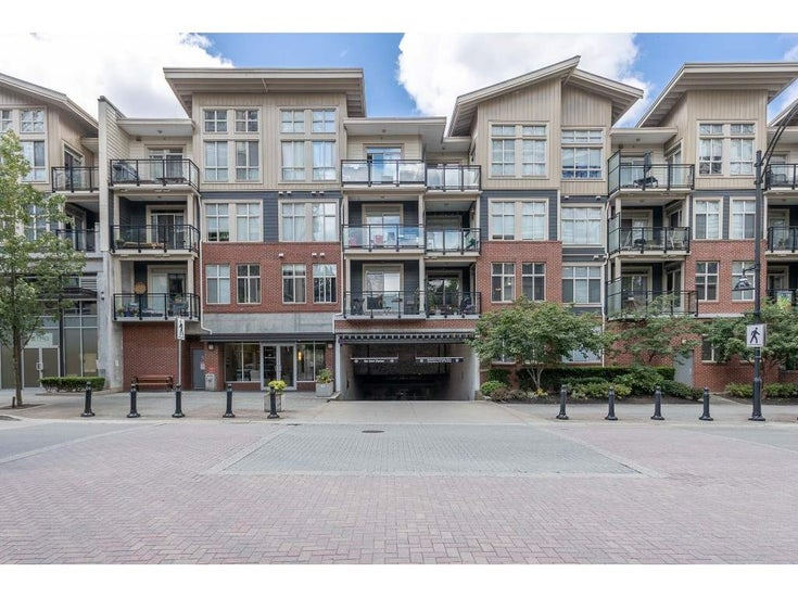 108 101 MORRISSEY ROAD - Port Moody Centre Apartment/Condo for sale, 2 Bedrooms (R2518989)