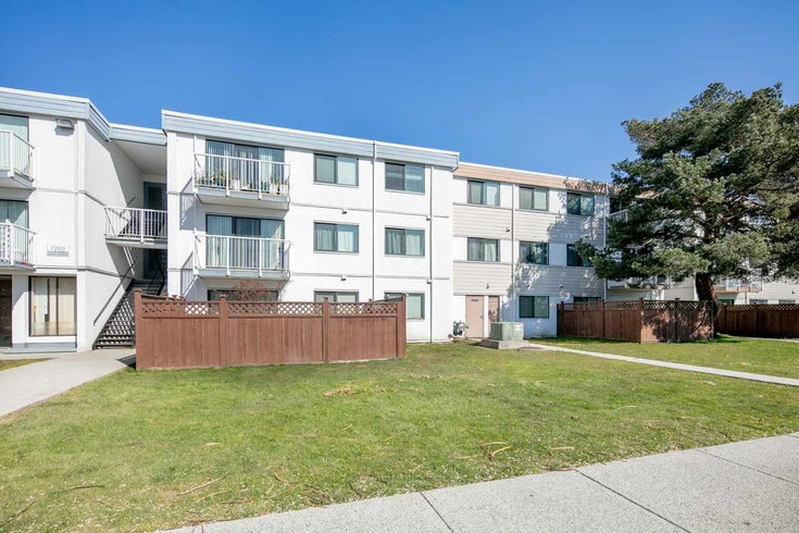 206 7260 LINDSAY ROAD - Granville Apartment/Condo for sale, 2 Bedrooms (R2519012)