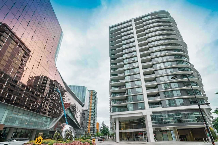 917 68 SMITHE STREET - Downtown VW Apartment/Condo for sale, 1 Bedroom (R2519013)