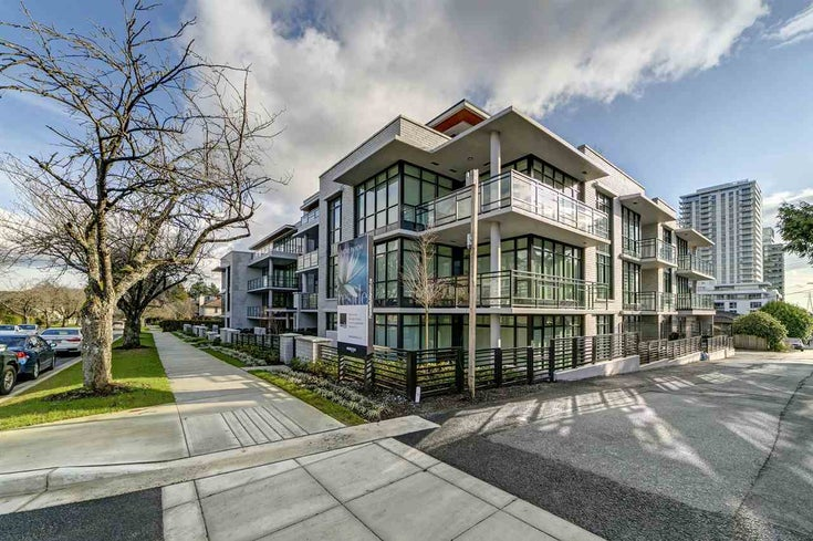 206 458 W 63RD AVENUE - Marpole Apartment/Condo for sale, 2 Bedrooms (R2519017)
