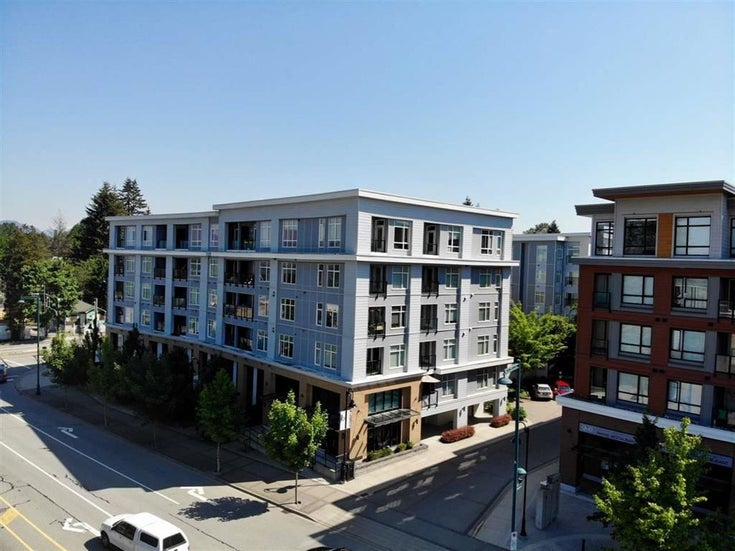 321 13728 108 AVENUE - Whalley Apartment/Condo for sale, 1 Bedroom (R2519037)