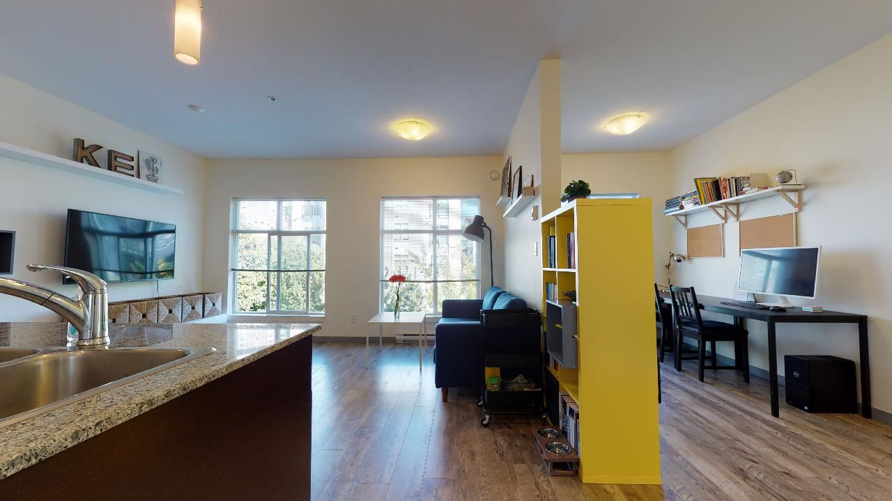321 13728 108 AVENUE - Whalley Apartment/Condo for sale, 1 Bedroom (R2519037) - #13