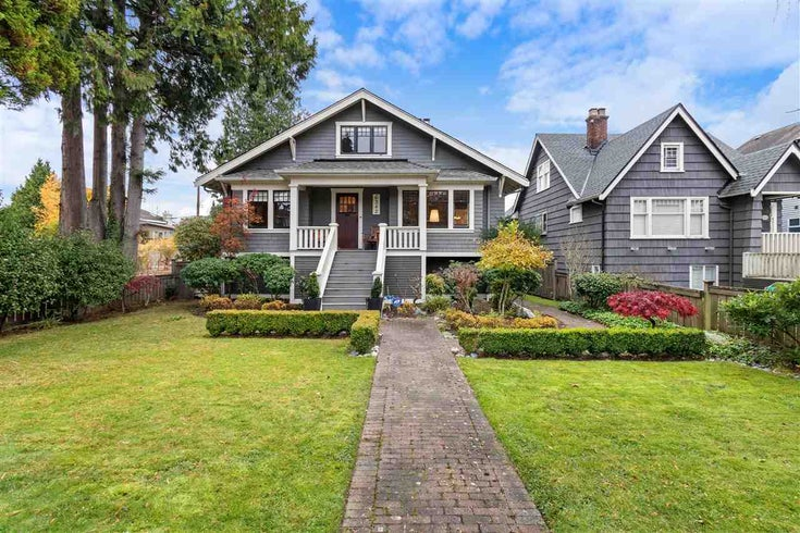6242 LARCH STREET - Kerrisdale House/Single Family for sale, 3 Bedrooms (R2519041)