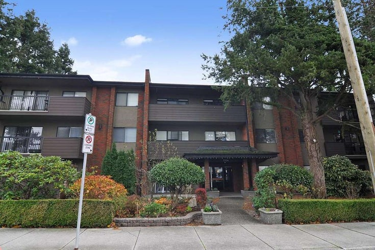 204 1554 GEORGE STREET - White Rock Apartment/Condo for sale, 2 Bedrooms (R2519060)