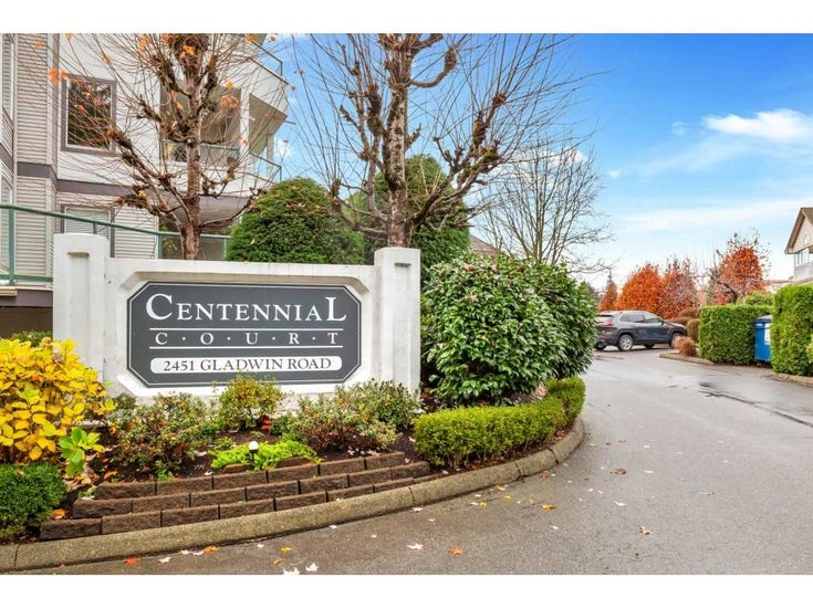147 2451 GLADWIN ROAD - Abbotsford West Apartment/Condo for sale, 2 Bedrooms (R2519069)