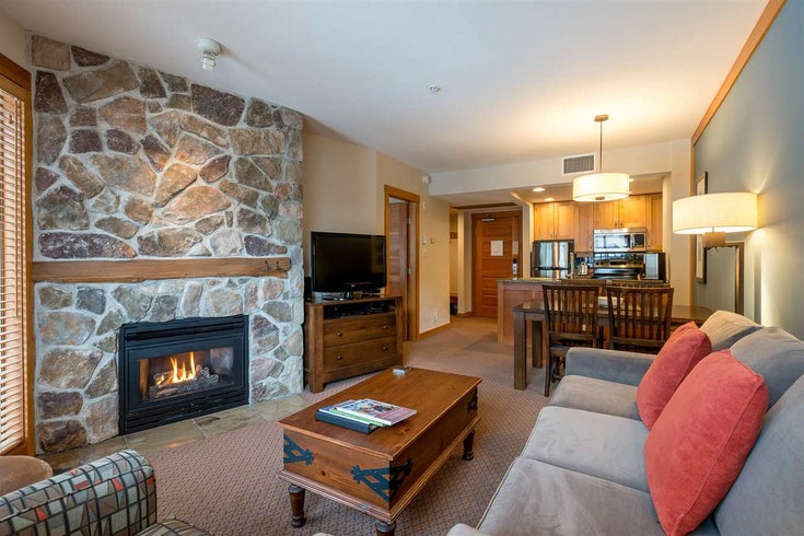 318 A 2036 LONDON LANE - Whistler Creek Apartment/Condo for sale, 1 Bedroom (R2519079)