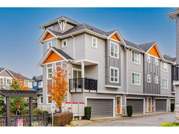 21 20856 76 AVENUE - Willoughby Heights Townhouse for sale, 2 Bedrooms (R2519095)