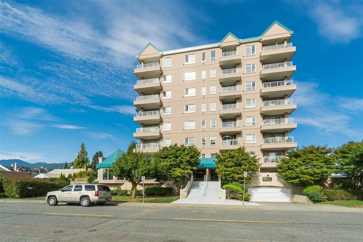 303 45745 PRINCESS AVENUE - Chilliwack W Young-Well Apartment/Condo for sale, 1 Bedroom (R2519122)