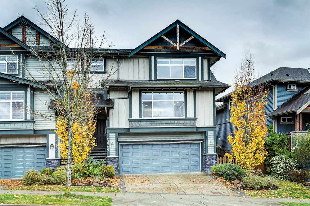 22956 GILBERT DRIVE - Silver Valley Row House (Non-Strata) for sale, 4 Bedrooms (R2519173) - #1