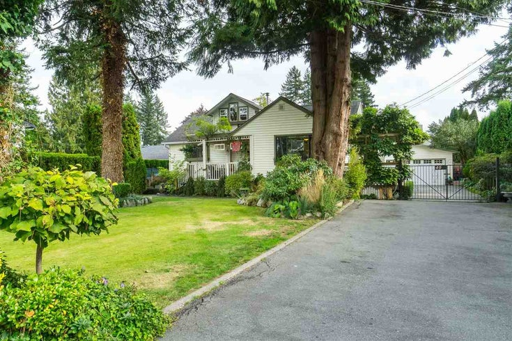 4012 207 STREET - Brookswood Langley House/Single Family for sale, 3 Bedrooms (R2519186)
