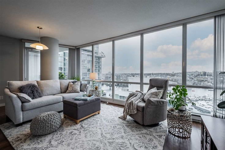 1901 193 AQUARIUS MEWS - Yaletown Apartment/Condo for sale, 2 Bedrooms (R2519216)
