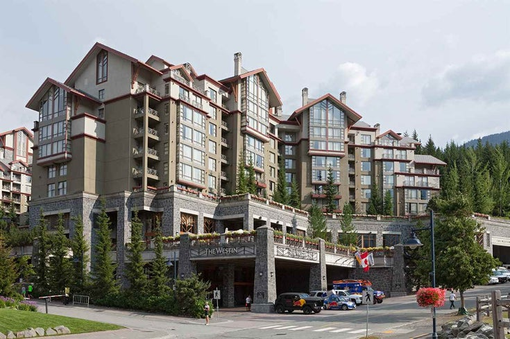 874 4090 WHISTLER WAY - Whistler Village Apartment/Condo for sale(R2519222)