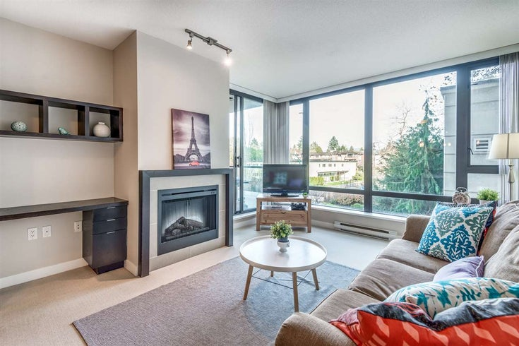 202 7328 ARCOLA STREET - Highgate Apartment/Condo for sale, 1 Bedroom (R2519226)