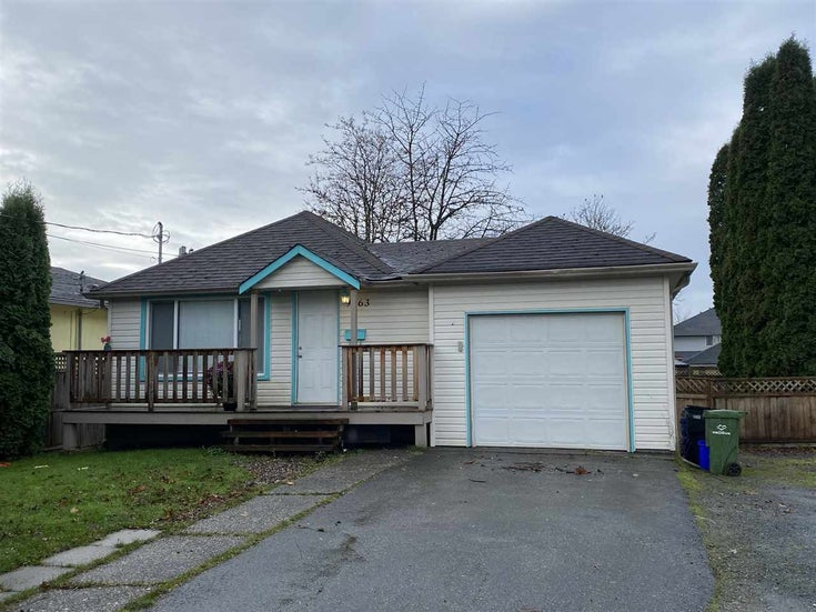 9363 WOODBINE STREET - Chilliwack E Young-Yale House/Single Family for sale, 2 Bedrooms (R2519231)