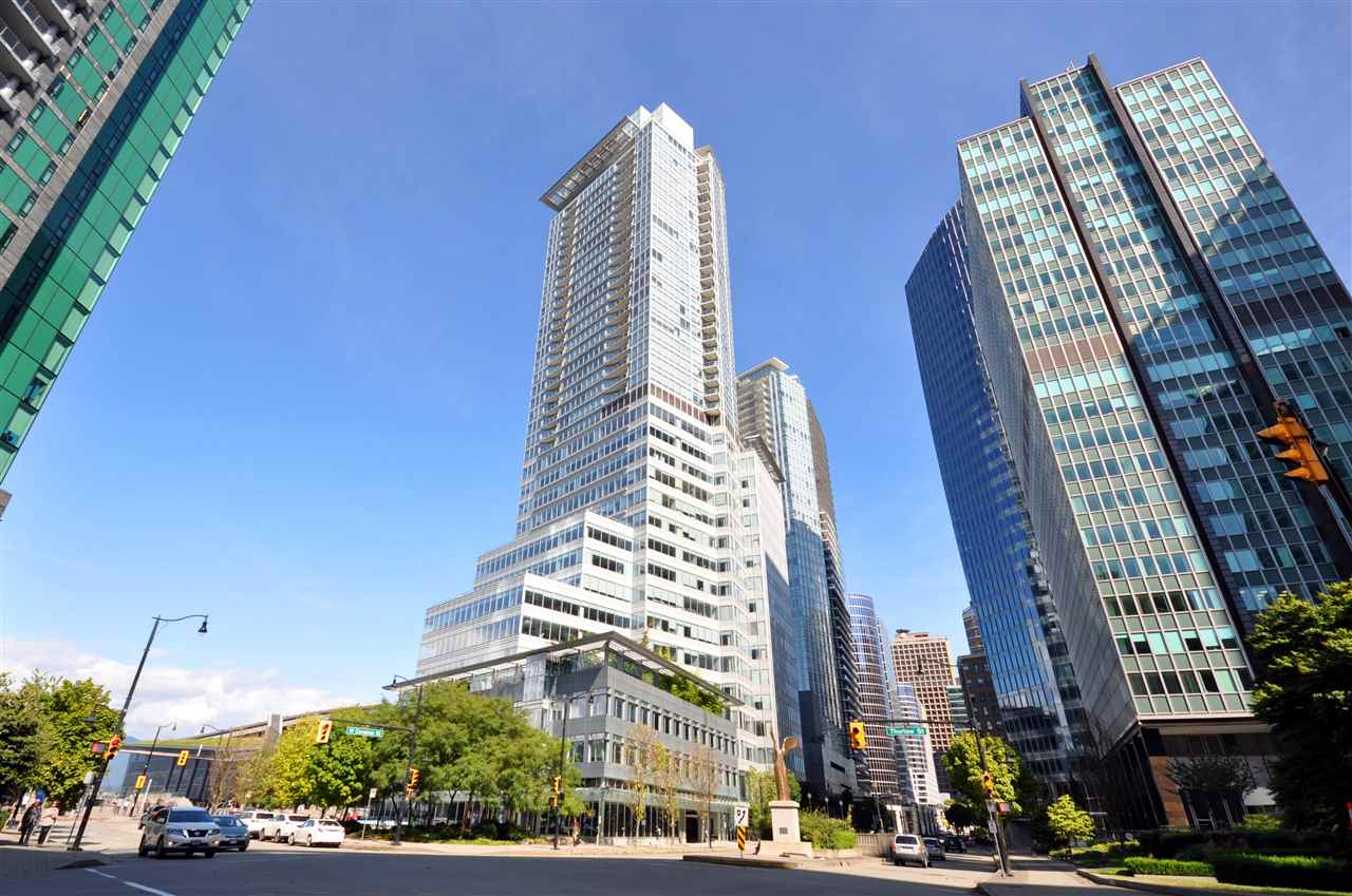 3203 1077 W CORDOVA STREET - Coal Harbour Apartment/Condo for sale, 2 Bedrooms (R2519240) - #1