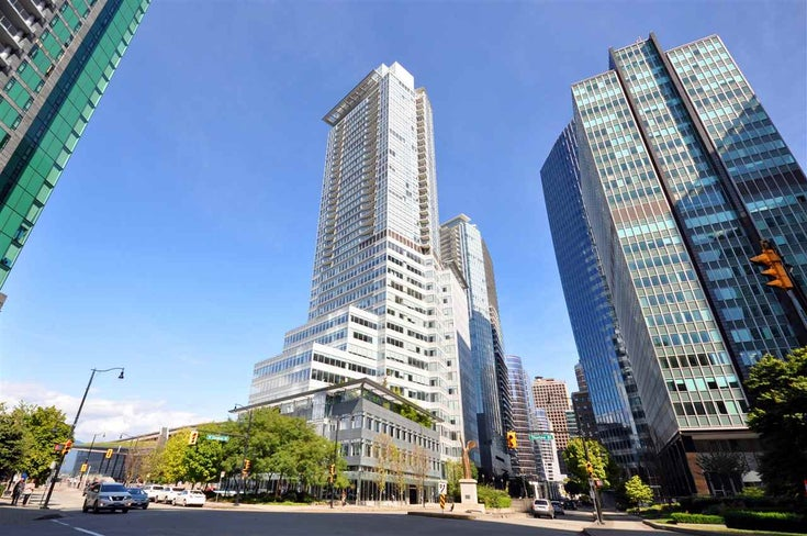 3203 1077 W CORDOVA STREET - Coal Harbour Apartment/Condo for sale, 2 Bedrooms (R2519240)