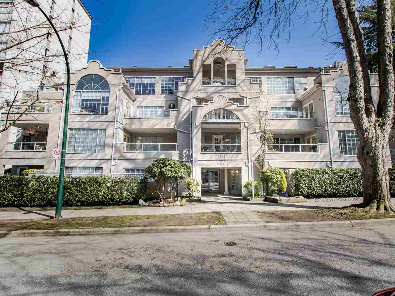 308 1525 PENDRELL STREET - West End VW Apartment/Condo for sale, 2 Bedrooms (R2519300)