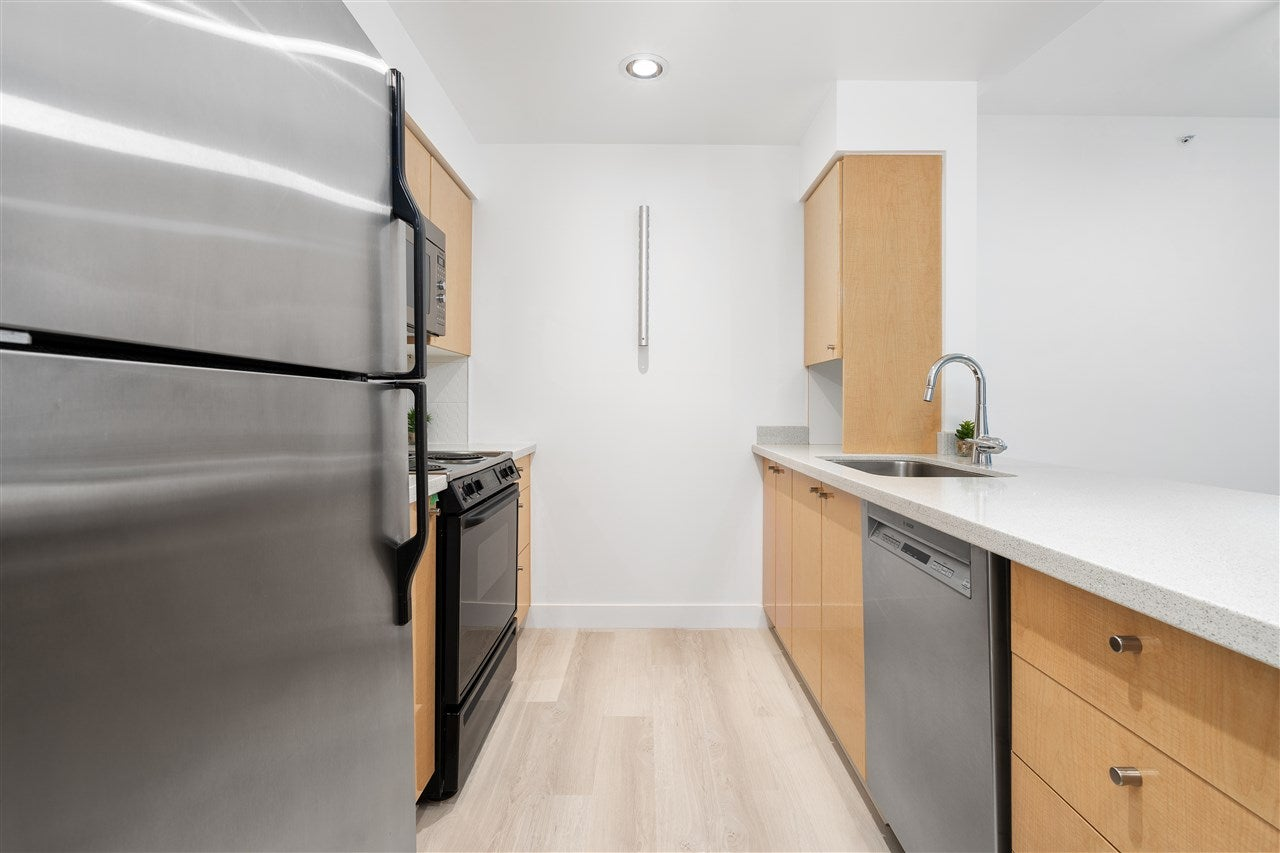 603 1018 CAMBIE STREET - Yaletown Apartment/Condo for sale, 1 Bedroom (R2519301) - #1