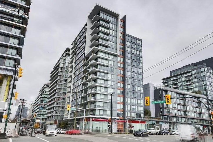 607 1788 COLUMBIA STREET - False Creek Apartment/Condo for sale, 2 Bedrooms (R2519322)