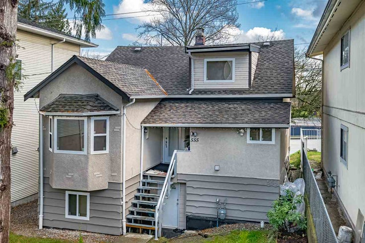 555 E COLUMBIA STREET - The Heights NW House/Single Family for sale, 4 Bedrooms (R2519325)