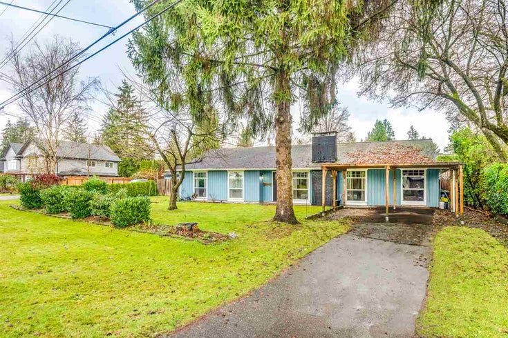 9138 WRIGHT STREET - Fort Langley House/Single Family for sale, 4 Bedrooms (R2519332)