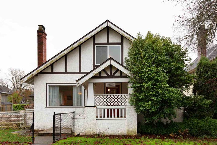 2626 W 35TH AVENUE - MacKenzie Heights House/Single Family for sale, 2 Bedrooms (R2519338)