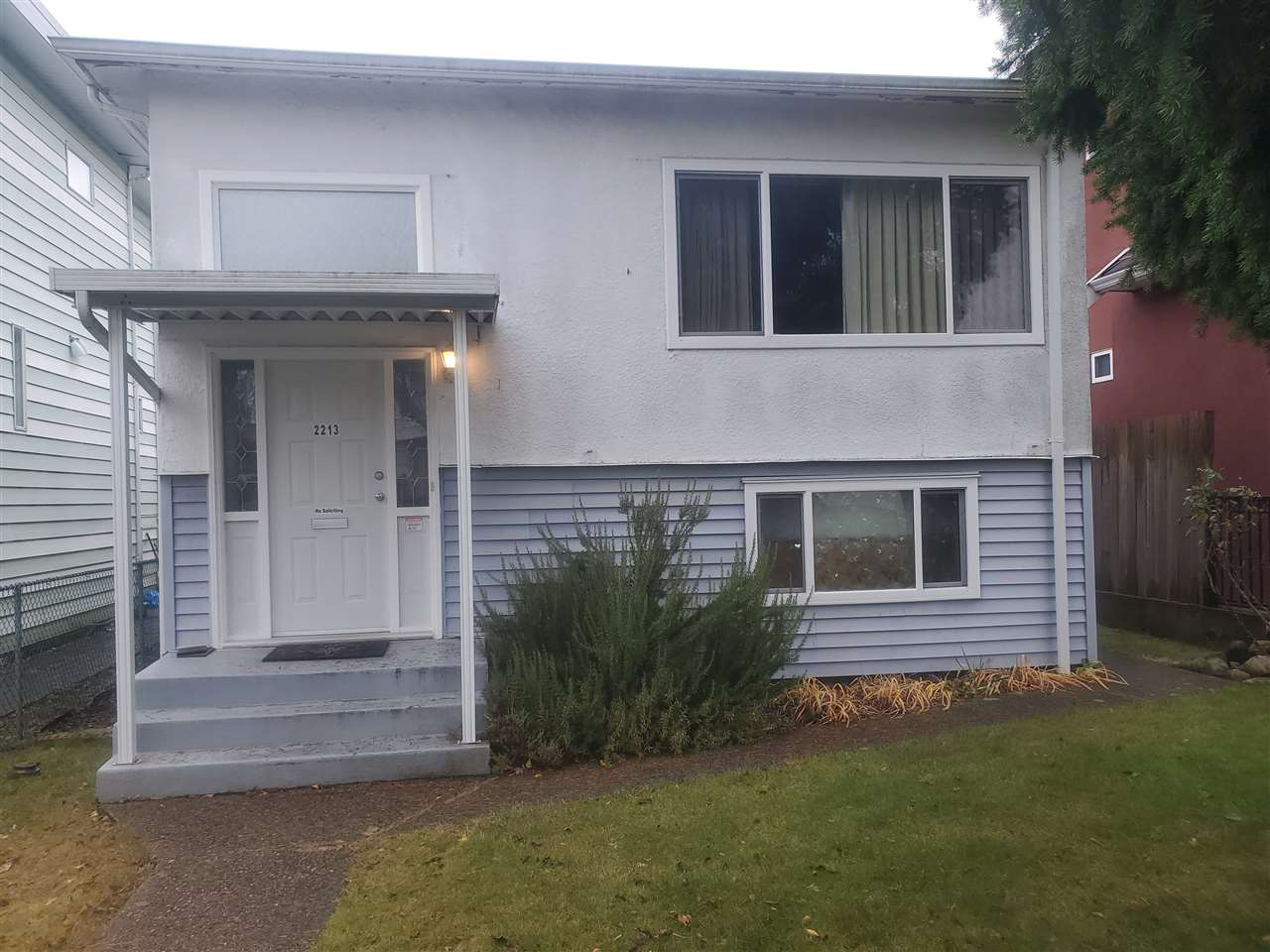 2213 NEWPORT AVENUE - Fraserview VE House/Single Family for sale, 4 Bedrooms (R2519340)