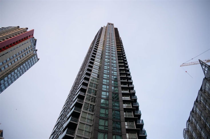 1006 1189 MELVILLE STREET - Coal Harbour Apartment/Condo for sale, 1 Bedroom (R2519341)