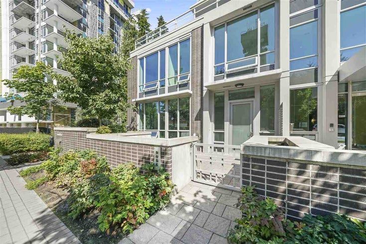 9056 UNIVERSITY CRESCENT - Simon Fraser Univer. Townhouse for sale, 2 Bedrooms (R2519379)