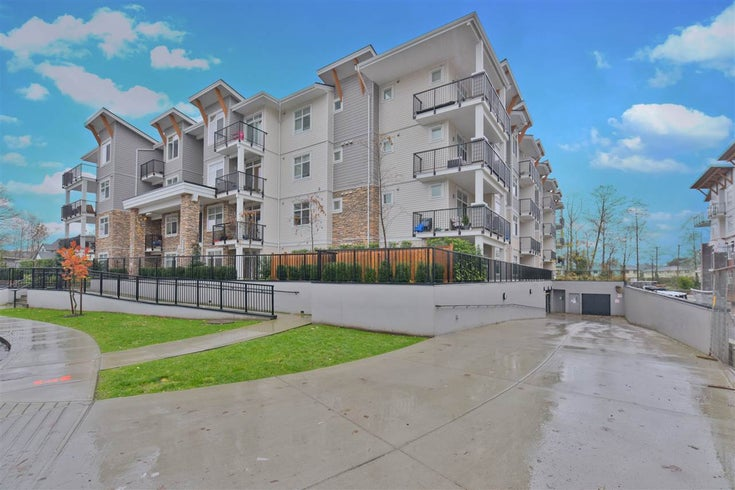 411 19940 BRYDON CRESCENT - Langley City Apartment/Condo for sale, 2 Bedrooms (R2519451)