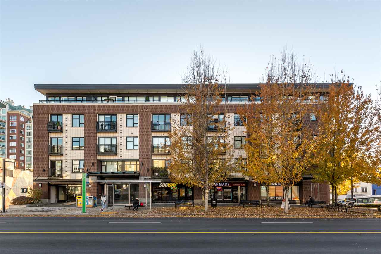 406 111 E 3RD STREET - Lower Lonsdale Apartment/Condo for sale, 1 Bedroom (R2519477)