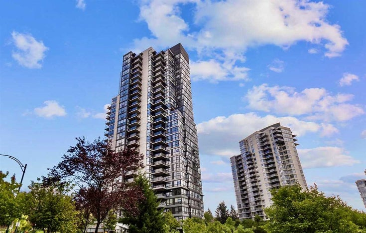 1202 288 UNGLESS WAY - North Shore Pt Moody Apartment/Condo for sale, 2 Bedrooms (R2519527)