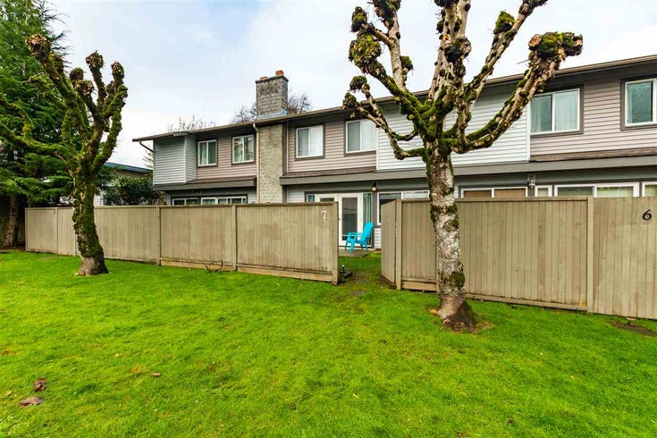 7 46689 FIRST AVENUE - Chilliwack E Young-Yale Townhouse for sale, 3 Bedrooms (R2519532)