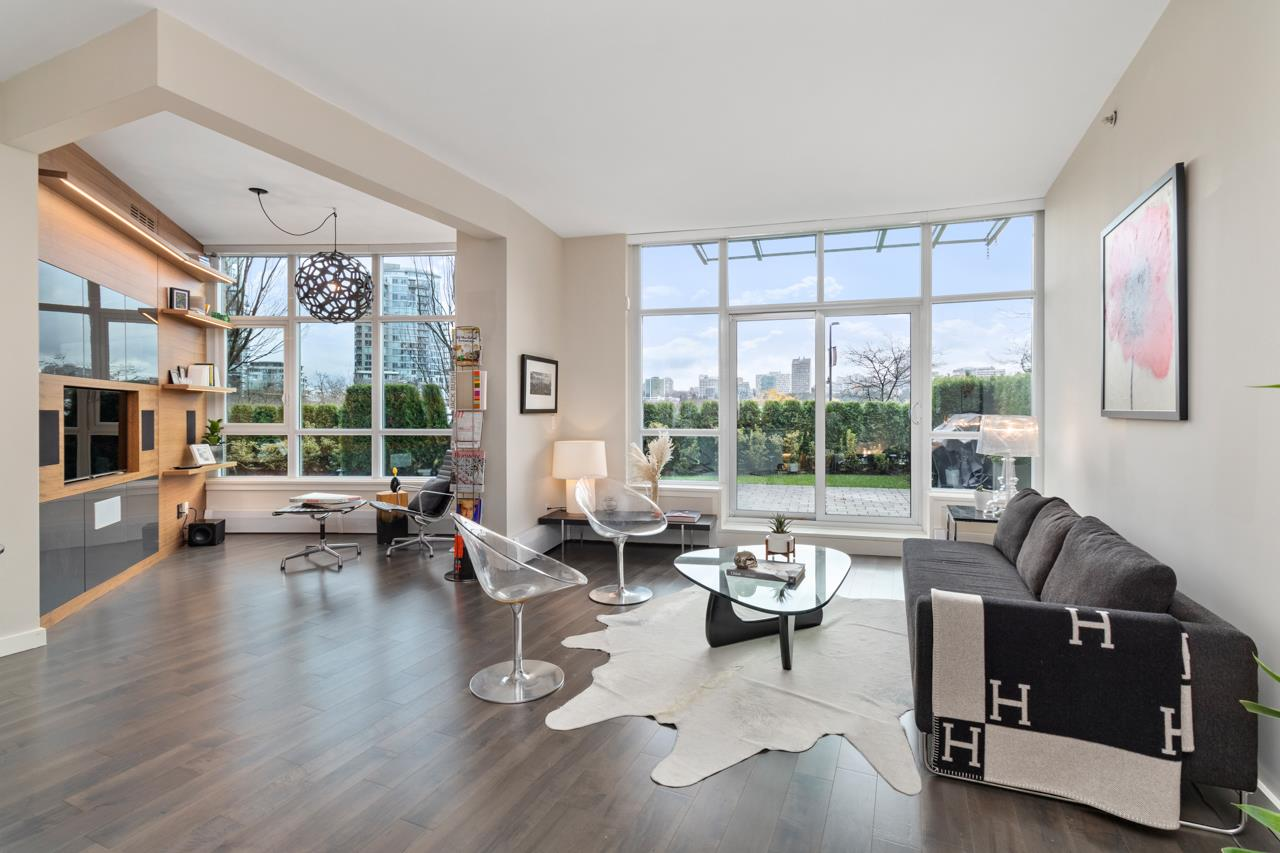 103 388 DRAKE STREET - Yaletown Apartment/Condo for sale, 2 Bedrooms (R2519571)