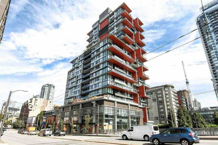 1003 1325 ROLSTON STREET - Downtown VW Apartment/Condo for sale, 1 Bedroom (R2519585)