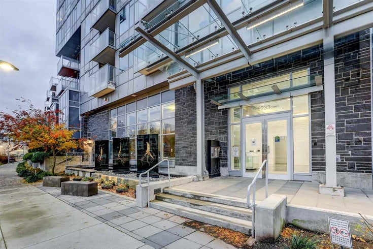 803 5233 GILBERT ROAD - Brighouse Apartment/Condo for sale, 2 Bedrooms (R2519592)