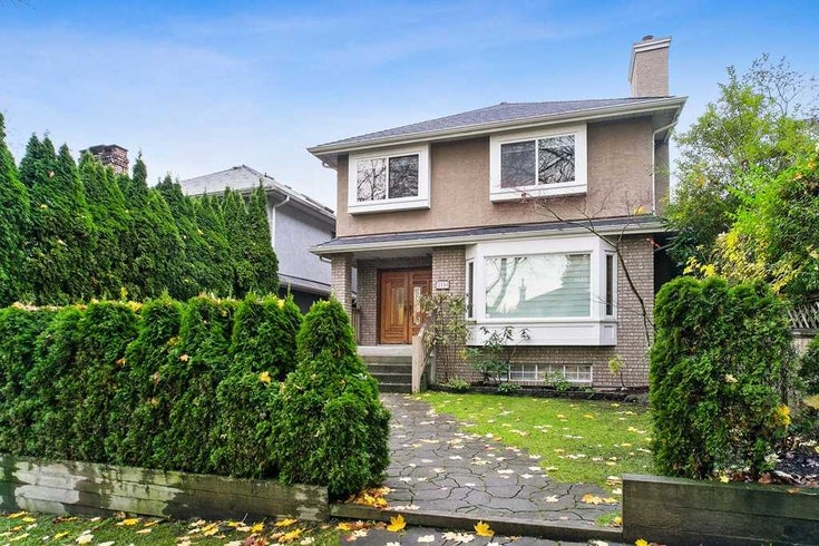 2193 W 46TH AVENUE - Kerrisdale House/Single Family for sale, 5 Bedrooms (R2519632)