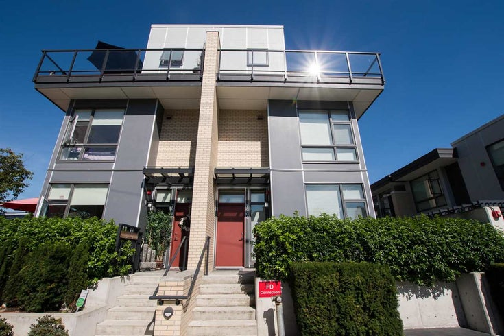 7904 MANITOBA STREET - Marpole Townhouse for sale, 3 Bedrooms (R2519634)