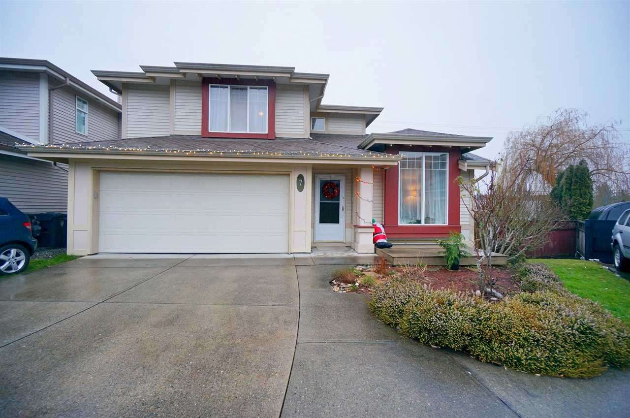 7 20292 96 AVENUE - Walnut Grove House/Single Family for sale, 4 Bedrooms (R2519637) - #1