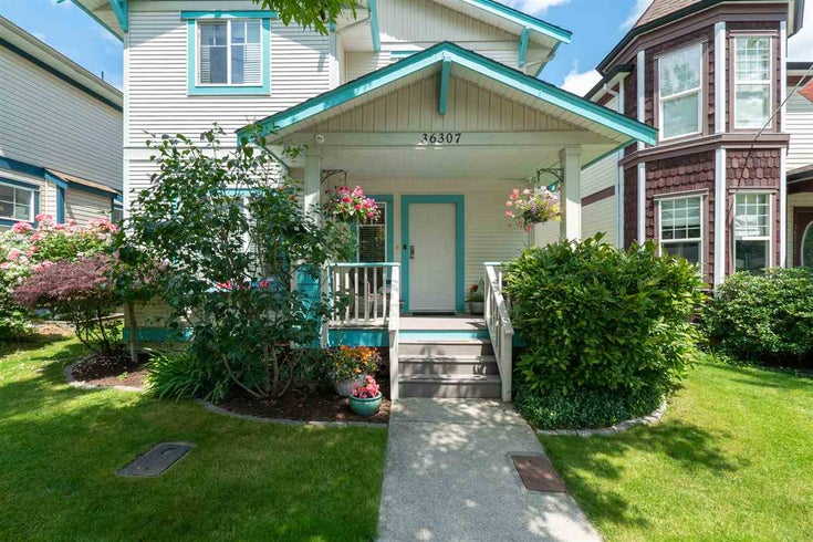 36307 ATWOOD CRESCENT - Abbotsford East House/Single Family for sale, 4 Bedrooms (R2519673)